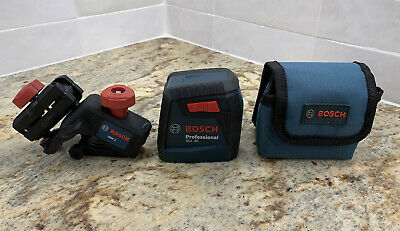 Bosch Professional Gll30 Leveling Cross Line Laser GLL 30 Level FREE SHIPPING