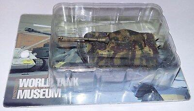 - Takara 1/144 World Tank Museum 2. German King Tiger Tank. In tri-colour. (#36)