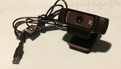 Logitech C920 1080p Webcam - FAST SHIPPING!!! 100% Tested & Working!