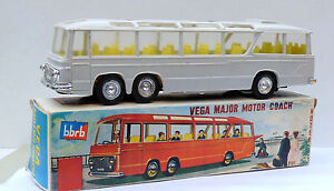 BBRB VEGA MAJOR MOTOR COACH FRICTION POWERED MADE IN HONG KONG BOXED