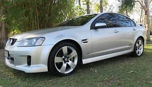 2006 Holden Commodore Sedan Kensington Bundaberg Surrounds Preview