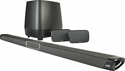 Polk Audio MagniFi Max SR Home Theater Surround Sound Bar -M