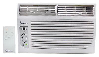 Impecca 6000 BTU Window Air Conditioner / 3 Fan Speeds & 4 Way Air Direction