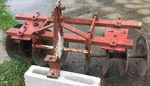 Disc Cultivator for small tractor London Ontario image 2