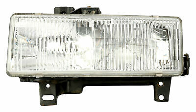 1996-2002 Chevrolet GMC OEM Left Side Front Head Light Lamp Part Number 16518489