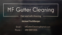 MF GUTTER CLEANING