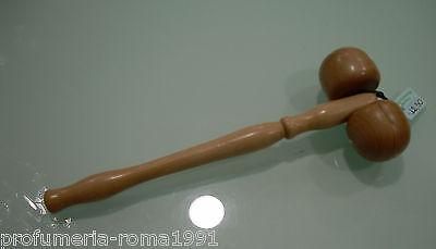 Rullo Massaggio Legno Forma -T 31,5 cm
