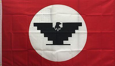 United Farm Workers Flag Banner ( Cesar Chavez Movement Flag)