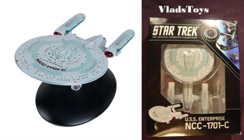 Eaglemoss Star Trek Best Of New Box Enterprise NCC-1701-C Captain Garrett #10