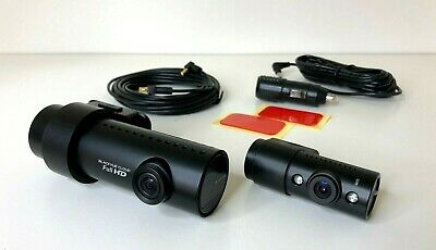 BlackVue 2 Channel DR650S-2CH Full HD WiFi GPS Dashcam 64GB - Complete Set