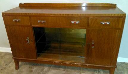 Short of storage? Check out this Art Deco buffet.