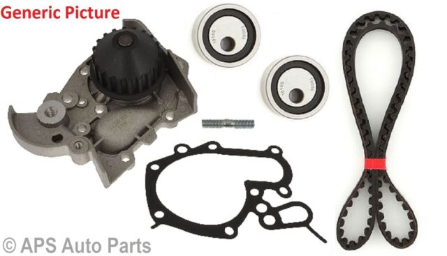 To Fit Citroen Fiat Lancia Peugeot Timing Belt Tensioner Pulley Water Pump Kit