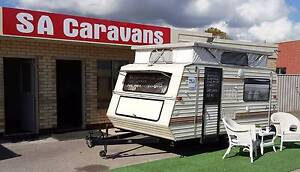 JAYCO POP-TOP with AIRCONDITIONER Hampstead Gardens Port Adelaide Area Preview