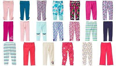 NEW GYMBOREE girls pants leggings jeggings size 3T 4T 5T NWT YOU PICK