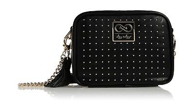 Chelsea + Cole for Itzy Ritzy Crossbody Diaper Bag - Studded Double Take Cros...