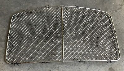 Bentley Matrix Mesh Grille Insert All Models Or 80s 90s Rare Dont Miss