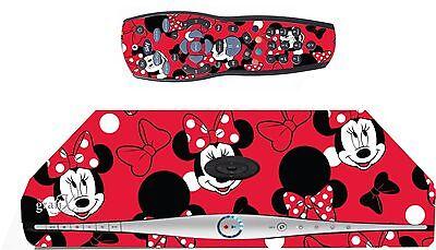 Minnie Mouse Sticker/Skin SKY HD BOX & Remote controller sk9