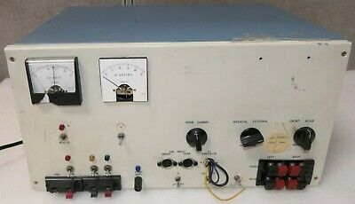 Sansui Speaker Test Equipment Audio Testing Analyzer Dc Volts Amp