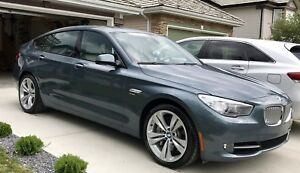 2011 BMW 550 GT Gran Turismo xDrive Crossover