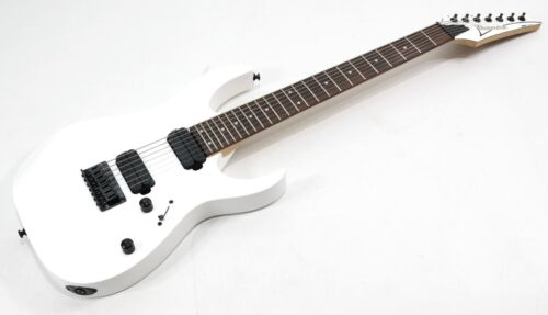 Ibanez RG 7421 7 string in white... 2013 unmarked