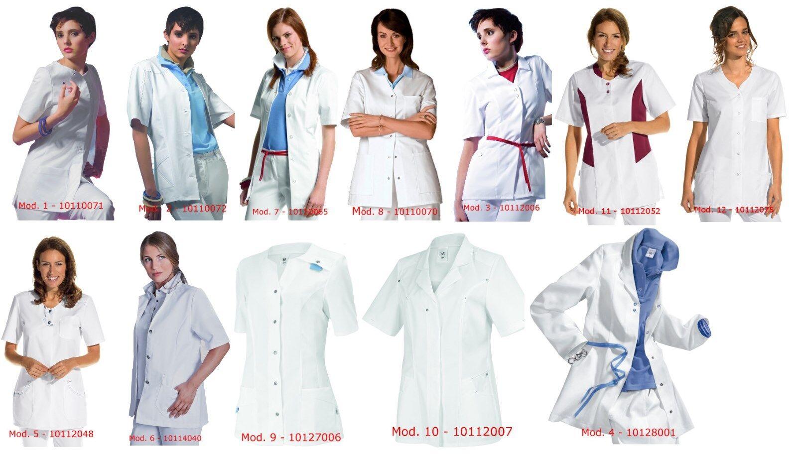 Damenkasack Damen Kasack Hosenkasack Pflege Medizin Berufskleidung Kasak