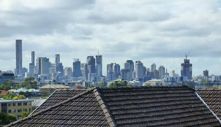 TOOWONG-FURNISHED LARGE 2 BEDROOM APARTMENT-180 DEGREE CITY VIEWS Toowong Brisbane North West Preview