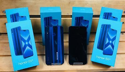 """Huawei Honor 8X 6.5 INCH JSN-L23 64GB (Mill UNLOCKED) 6.5"""" BLACK - Worldwide"""