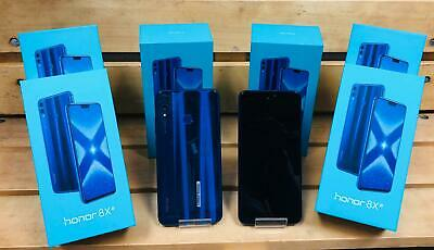 "Huawei Honor 8X 6.5 INCH JSN-L23 64GB (Mill UNLOCKED) 6.5"" BLACK - Extensive"