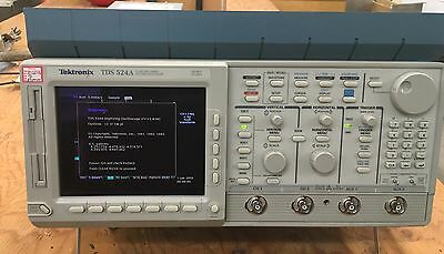 Tektronix Tds 524a Oscilloscope