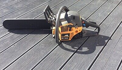 McCulloch MAC 7-38 Petrol Chainsaw Repair/Spares