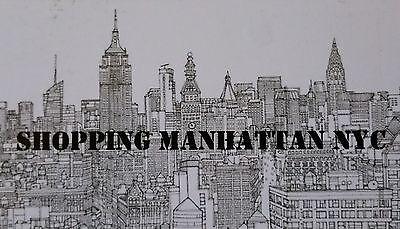 Shopping Manhattan NYC
