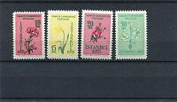 Turchia-turkey 1955 Serie Festa Della Primavera E Dei Fiori 1235-38 Mnh -  - ebay.it