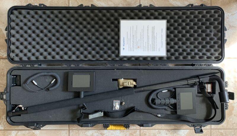 EyePole Tactical SWAT Surveillance Spy Pole Video Camera System WDB-5457DN