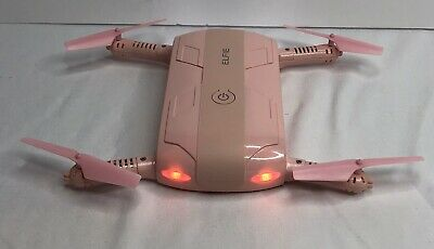 Elfie The Worlds Smallest Foldable Drone Pink H37