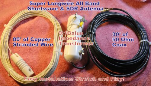 SALE! SUPER LONGWIRE 80