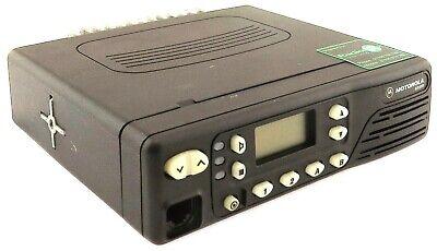 MOTOROLA GM350-128 CHANNEL UHF 25 WATT MOBILE OR BASE RADIO FREE PROGRAMMING