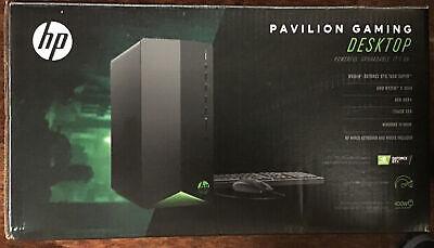 HP Pavilion Gaming Desktop TG01-0023W | AMD Ryzen 5 3500 | 8GB RAM | 256 SSD New