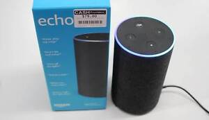 Amazon Echo with Alexa - 2nd Generation Nerang Gold Coast West Preview