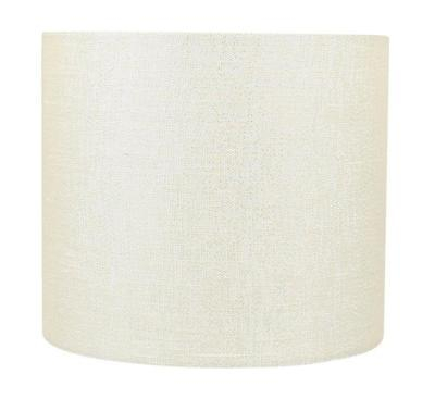 Urbanest Classic Drum Metallic Fabric Lamp Shade