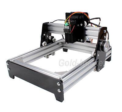 10W Mini DIY Laser Engraver Metal Steel Iron Stone Graviermaschine Lasergravur