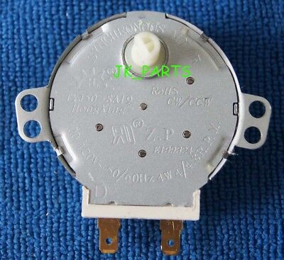 NEW TYJ50-8A19 100V/120V AC microwave oven turntable synchronous motor UL listed
