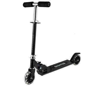 Kinder Scooter Roller Klappbar LED Räder Ab 3 Jahren Verstellbar 3 Stufen Leicht