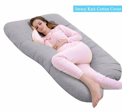 Angel Unique U Shaped Pregnancy Pillow - Body Pillow Cushion