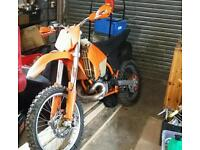 Ktm 250 exc not cr rm yz or kx