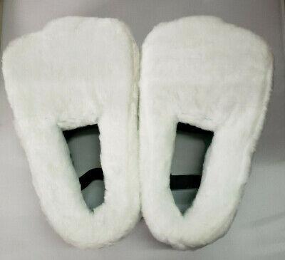 Jumbo Easter Bunny Feet Replacement Bunny Mascot Costume Shoe Covers (Bunny Costum)