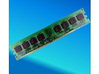 1GB DIMM Dell Optiplex 210L 320 320n 330 740 745 755 775 FX160 Ram Memory