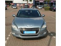 PEUGEOT 508 1.6 SW HDI FAP 5d AUTO 112 BHP PERFECT ESTATE FAMILY CAR! GREAT CONDITION