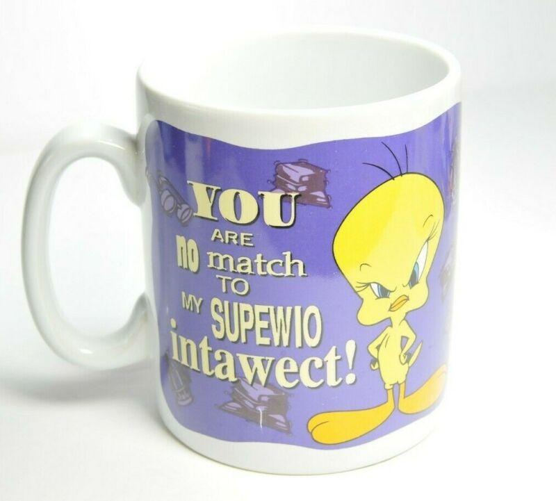 Tweety Bird Oversized Coffee Mug/Cup*Studio Warner Brothers*
