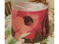 Ikea large Poppy lampshade excellent condition