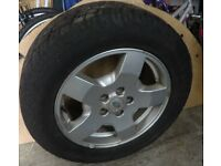 Land Rover Discovery 3 Alloys with Tyres